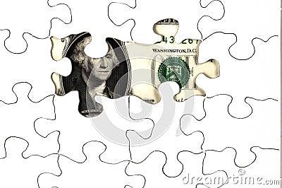 Dinheiro descoberto