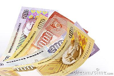 Dinheiro do kwanza