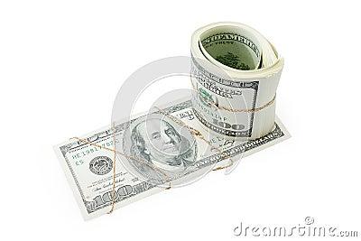Dinheiro e ouro