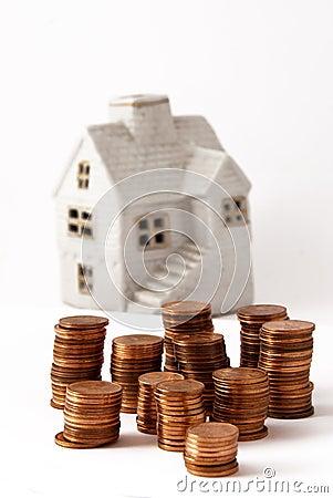 Dinheiro para a casa
