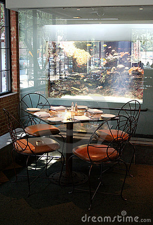 Dining with the Fish
