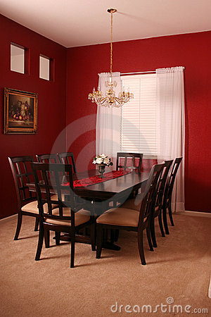Free Dining Room Stock Image - 6031