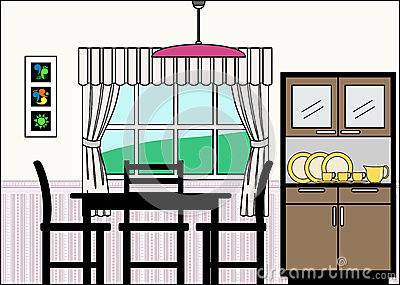 Clip Art Of Room Furniture
