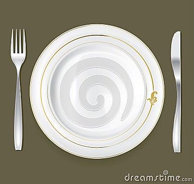 Dinner Plate Set 2