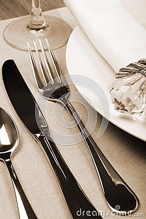 Free Dinner Service Royalty Free Stock Photos - 1510208
