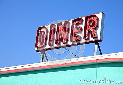 Dinner Sign