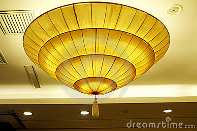 Dinning-hall pendant lamp