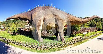Dinosaur Editorial Image