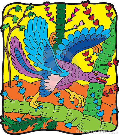 Dinosaur Archeopterio