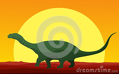 Dinosaur background 2