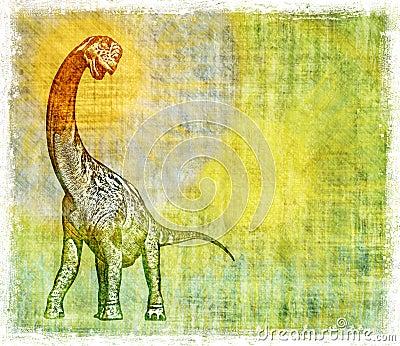 Dinosaur Parchment