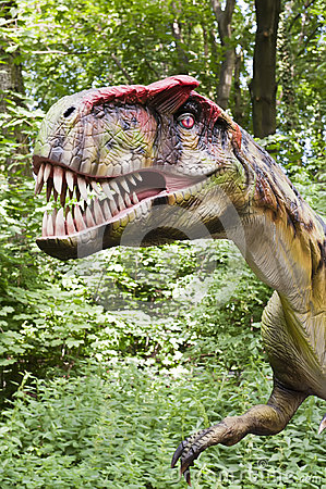 Dinosaur s head