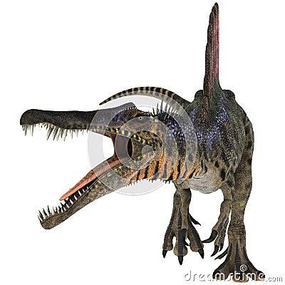 Free Dinosaur Spinosaurus Stock Photo - 37239500