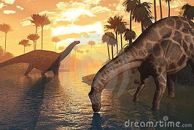 Dinosaurs - The Dawn of Time