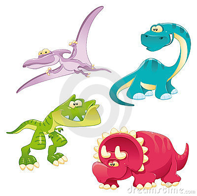 Dinosaursfamilj