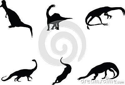Dinosaurussen.