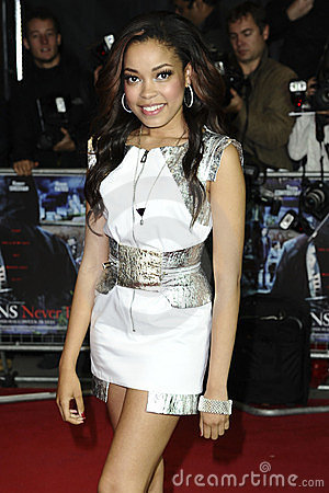 Dionne Bromfield Stock Photos - Image: 21838993