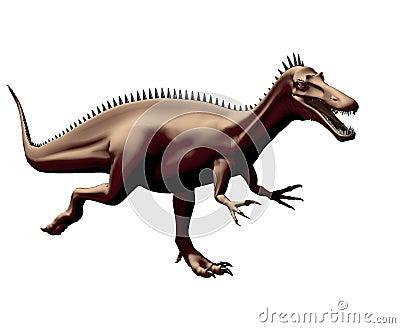 Dionosaur cartoon