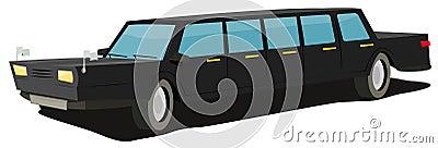 Diplomatic Car