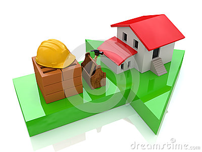 Direction construction in the real estate