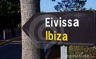 Direction: Ibiza!