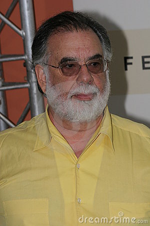 Director Francis Ford Coppola Editorial Stock Image
