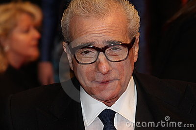 Director Martin Scorsese Editorial Photo