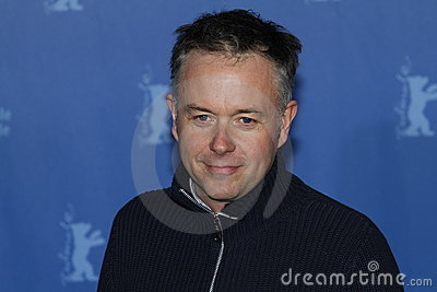 Director Michael Winterbottom Editorial Stock Image