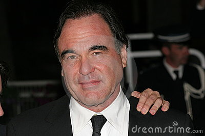 Director  Oliver Stone Editorial Image