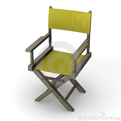 Director�s chair