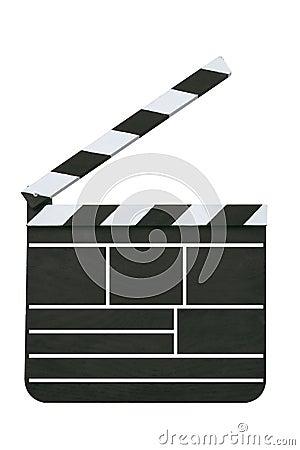 Director s slate board