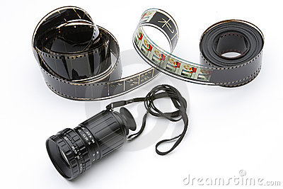 Director s viewfinder and film