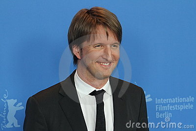 Director Tom Hooper Editorial Stock Photo