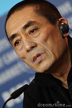 Director Zhang Yimou Editorial Image