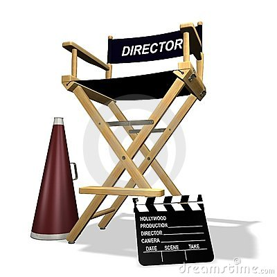 Free Directors Chair Stock Images - 1147334