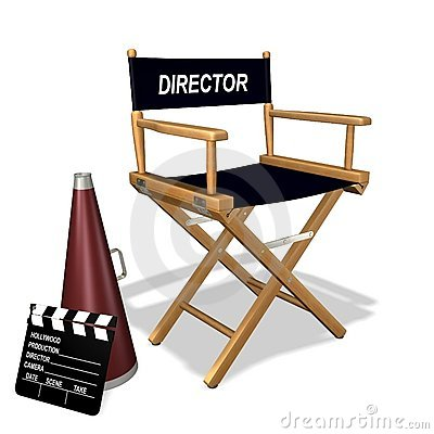 Free Directors Equipment Stock Photo - 1069990