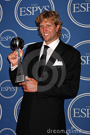 Dirk Nowitzki Editorial Stock Photo