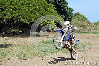Free Regrets Dirt Bike Motocross Poster