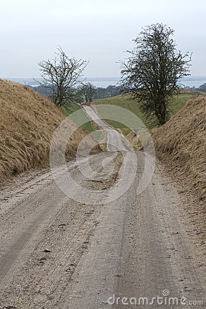 Dirt Road Royalty Free Stock Photography - Image: 25700717