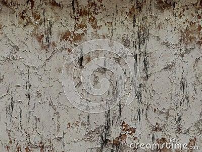 Dirty concrete