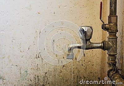 Dirty drain