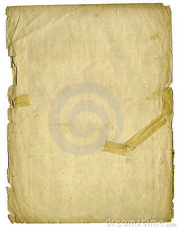 Dirty Grunge Paper Background Texture