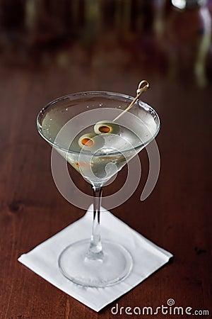 Free Dirty Martini Stock Photos - 29506883