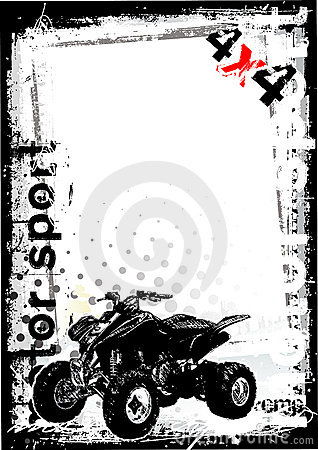 Dirty motor sport background 2