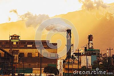 Dirty Power Plant
