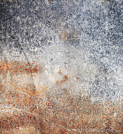 Free Dirty, Rusty Metal Plate Royalty Free Stock Photo - 44550905