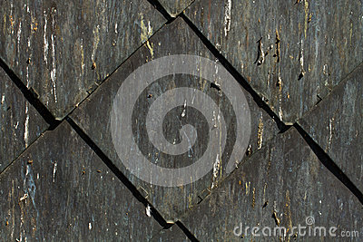 Dirty Shingle Royalty Free Stock Photos - Image: 26223418