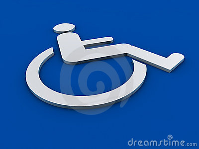 Disability sign section 508