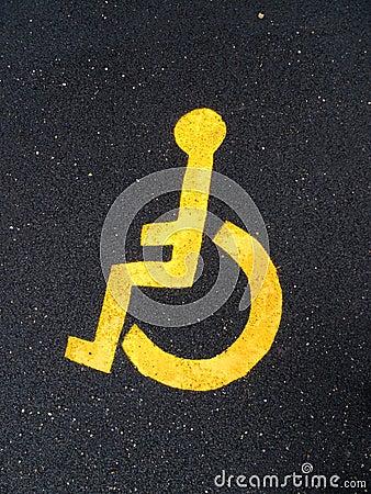 Disable man logo