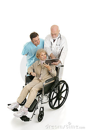 Disabled Senior Consults Docs